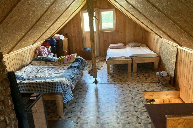 """Гостевые дома """"Omelia"""", деревня Емельяновка, улица Емельяновка на 3 комнаты - Фотография 106"""