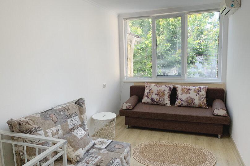 Двухуровневый коттедж, 25 кв.м. на 2 человека, 1 спальня, улица Дёмышева, 15, Евпатория - Фотография 9