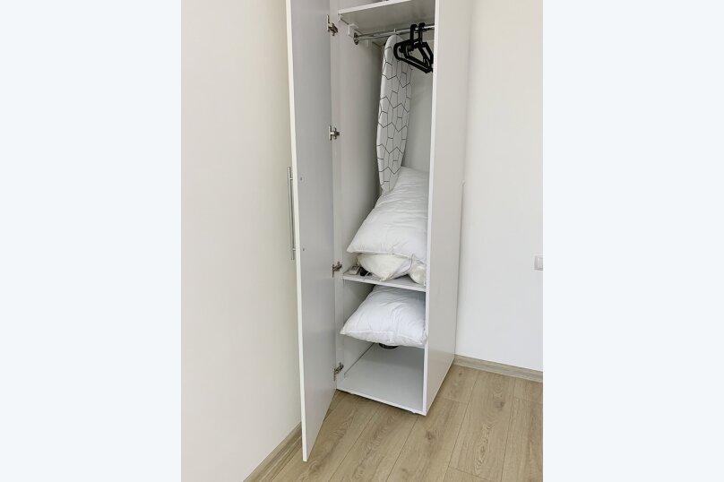 Двухуровневый коттедж, 25 кв.м. на 2 человека, 1 спальня, улица Дёмышева, 15, Евпатория - Фотография 12