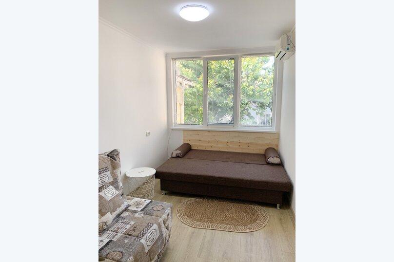 Двухуровневый коттедж, 25 кв.м. на 2 человека, 1 спальня, улица Дёмышева, 15, Евпатория - Фотография 14