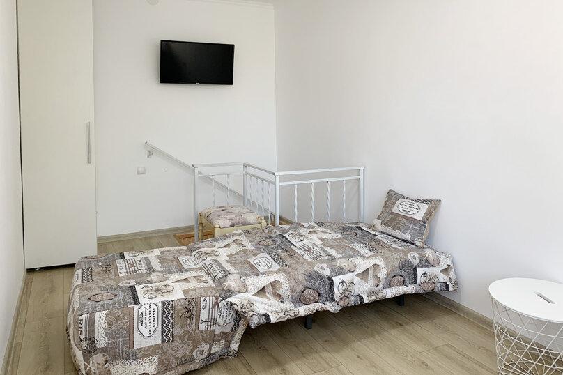 Двухуровневый коттедж, 25 кв.м. на 2 человека, 1 спальня, улица Дёмышева, 15, Евпатория - Фотография 15