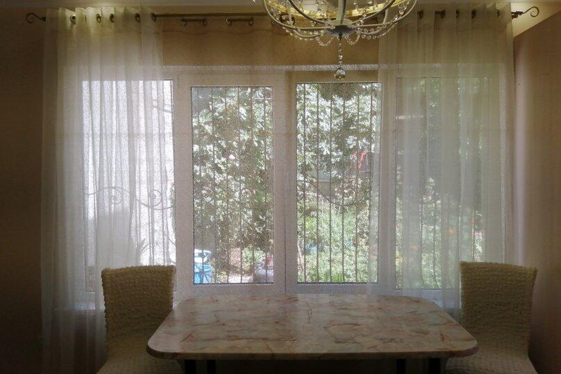 2-комн. квартира, 80 кв.м. на 4 человека, улица Ломоносова, 39, Старый Крым - Фотография 6