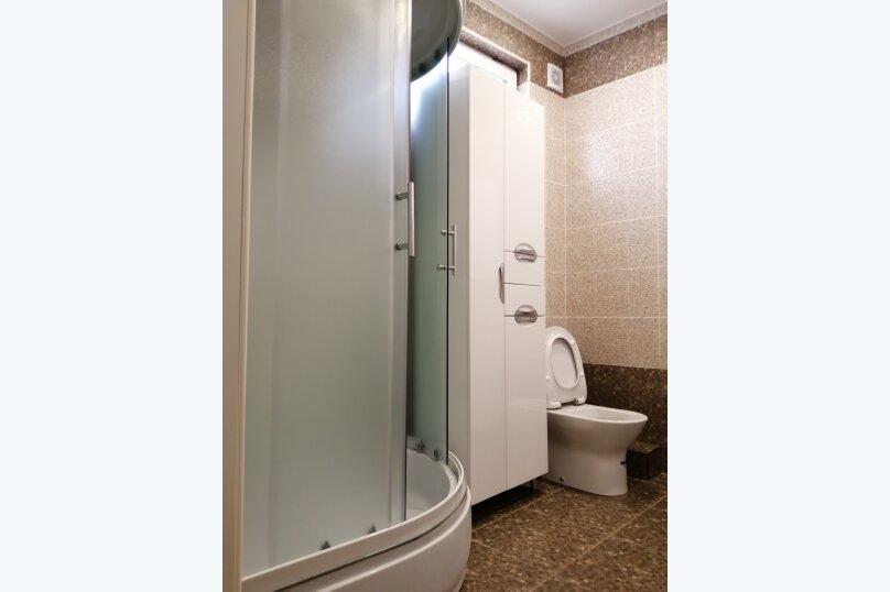 2-комн. квартира, 80 кв.м. на 4 человека, улица Ломоносова, 39, Старый Крым - Фотография 18