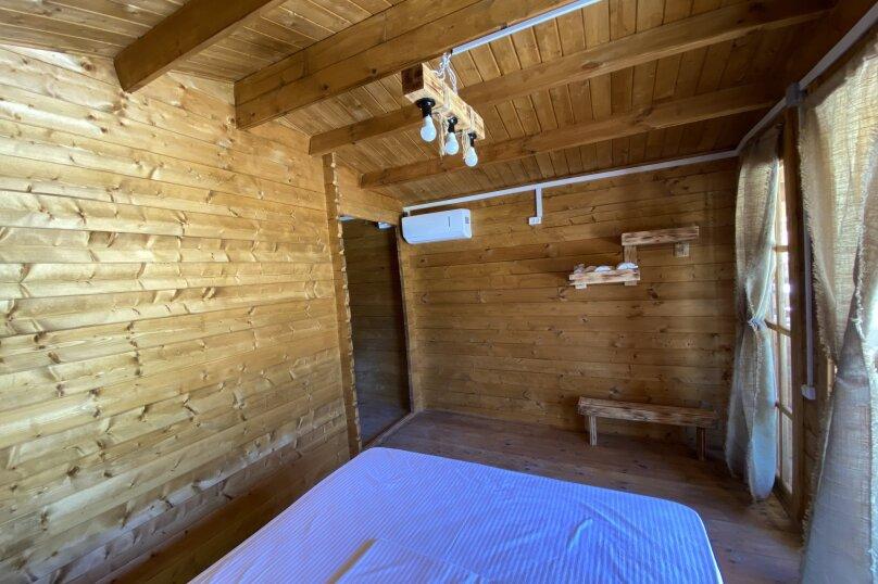 Дом, 24 кв.м. на 2 человека, 1 спальня, с. Псырцха, Сухумское шоссе, 41 А, Новый Афон - Фотография 18