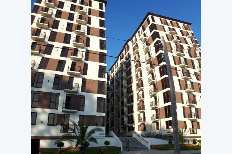 1-комн. квартира, 25 кв.м. на 3 человека, Нагорный тупик, 13В, Адлер - Фотография 16