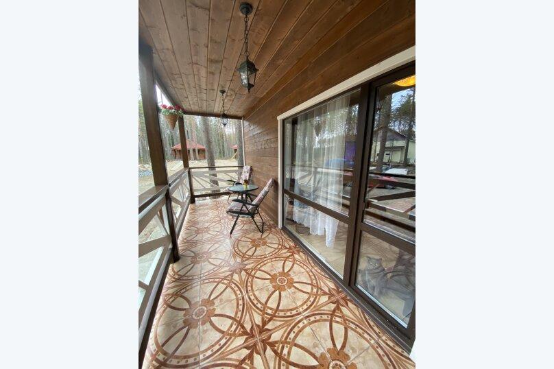 """Гостевой дом """"Pine Land"""", Суоярвская, 65 на 3 комнаты - Фотография 146"""