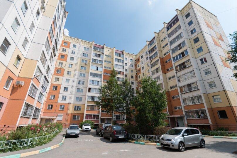 2-комн. квартира, 65 кв.м. на 4 человека, улица Культуры, 95, Челябинск - Фотография 15