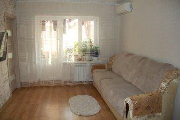 3-комн. квартира, 43 кв.м. на 5 человек, Приморская улица, 7, поселок Приморский, Феодосия - Фотография 1
