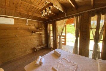 Эко-коттедж, 24 кв.м. на 2 человека, 1 спальня, с. Псырцха, Сухумское шоссе, 41 А, Новый Афон - Фотография 1