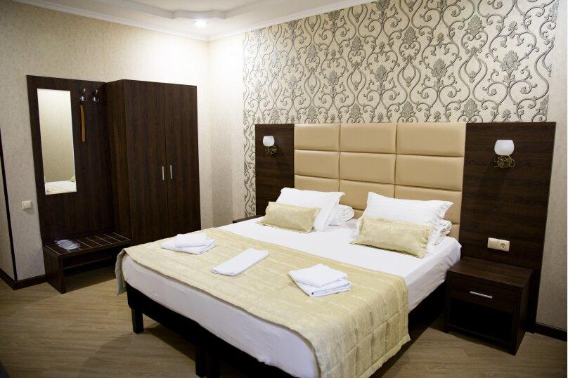 Двухместный номер с большой кроватью, Исполкомовская улица, 1А, Апшеронск - Фотография 1
