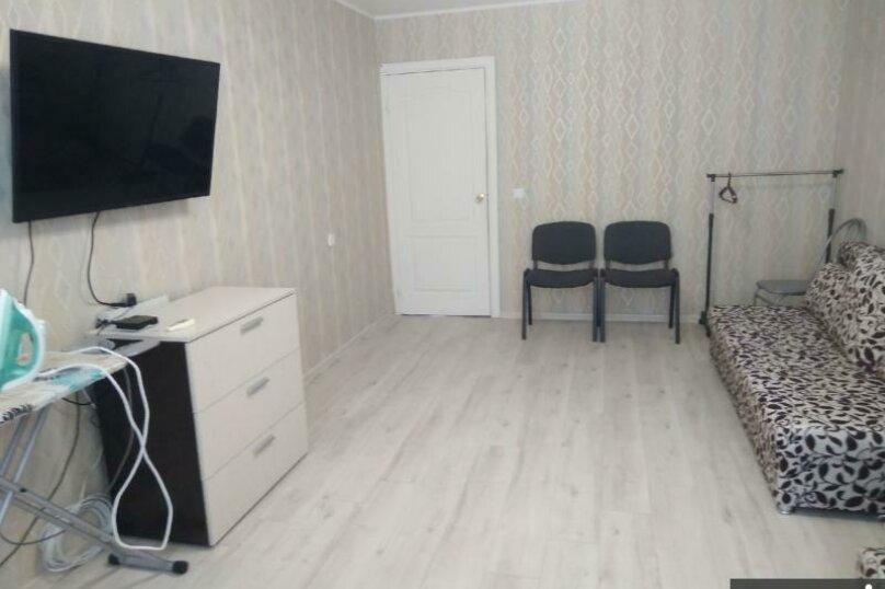 1-комн. квартира, 52 кв.м. на 4 человека, проспект Ленина, 103, Новороссийск - Фотография 1