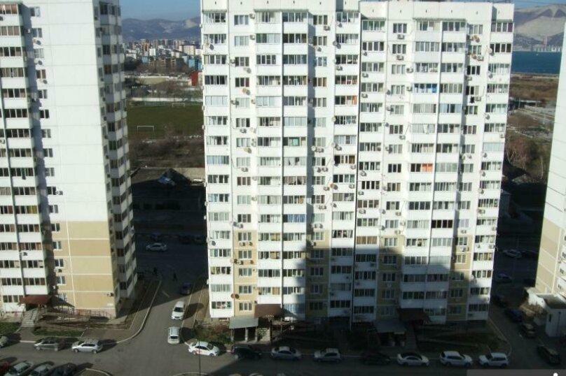 1-комн. квартира, 52 кв.м. на 4 человека, проспект Ленина, 103, Новороссийск - Фотография 4