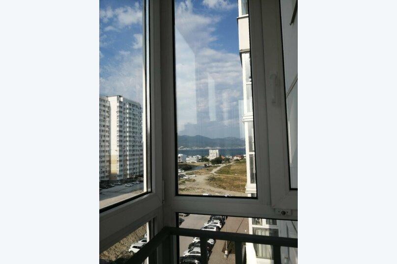 2-комн. квартира, 65 кв.м. на 6 человек, улица Мурата Ахеджака, 21, Новороссийск - Фотография 6