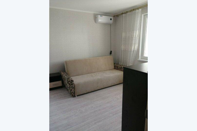 2-комн. квартира, 65 кв.м. на 6 человек, улица Мурата Ахеджака, 21, Новороссийск - Фотография 9