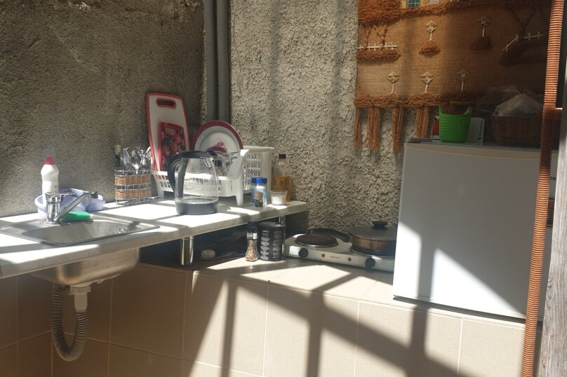1-комн. квартира, 20 кв.м. на 2 человека, Ленинградская улица, 18, Ялта - Фотография 11