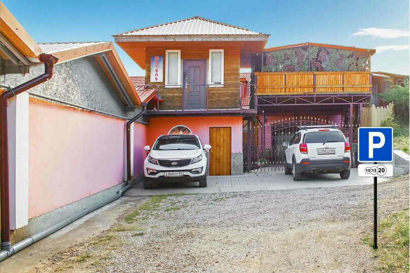 """Гостевой дом """"Горная Антавия"""", Извилистая улица, 1 на 5 комнат - Фотография 31"""