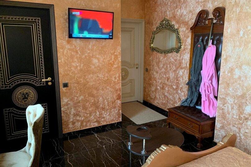 """Отель """"Mango24"""", Кирпичная улица, 18 на 10 комнат - Фотография 3"""