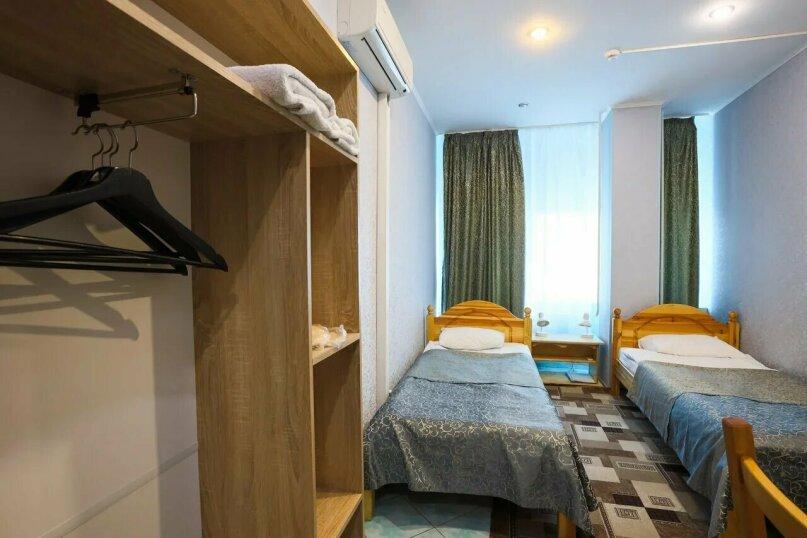 бюджетный двухместный номер с 2 отдельными кроватями, улица Заки Валиди, 64/2, Уфа - Фотография 1