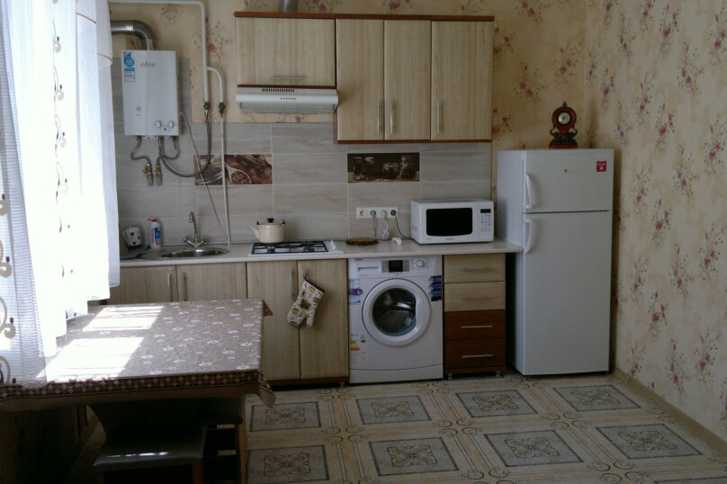 2-комн. квартира, 55 кв.м. на 5 человек, Пехотинский переулок, 4, Евпатория - Фотография 6