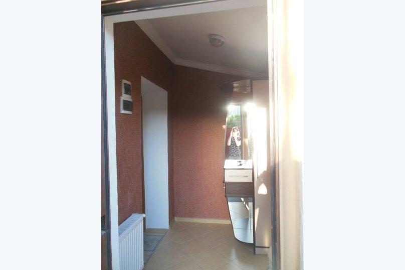 2-комн. квартира, 55 кв.м. на 5 человек, Пехотинский переулок, 4, Евпатория - Фотография 12