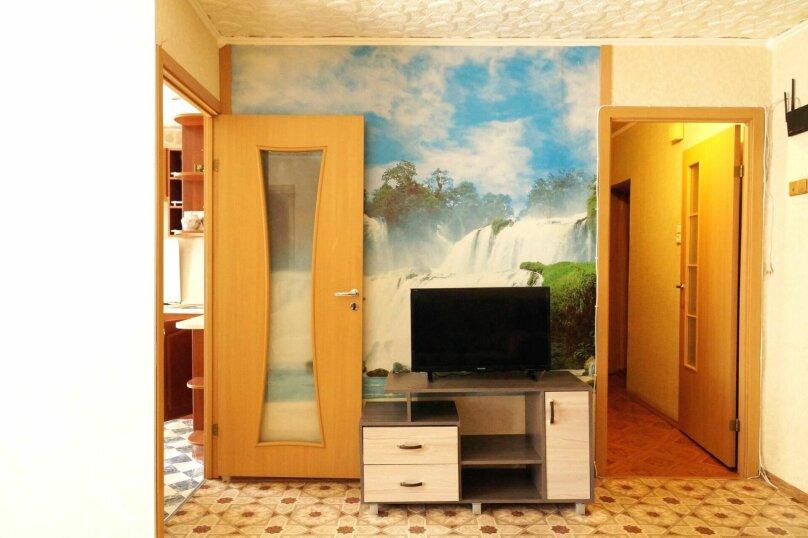 2-комн. квартира, 43 кв.м. на 4 человека, Деповская улица, 34, Барнаул - Фотография 4