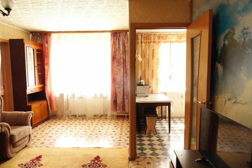 2-комн. квартира, 43 кв.м. на 4 человека, Деповская улица, 34, Барнаул - Фотография 5