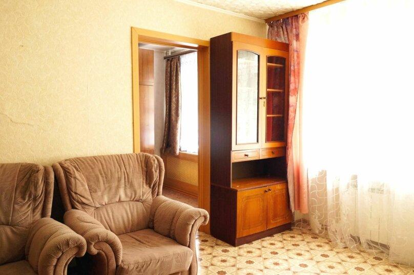 2-комн. квартира, 43 кв.м. на 4 человека, Деповская улица, 34, Барнаул - Фотография 6