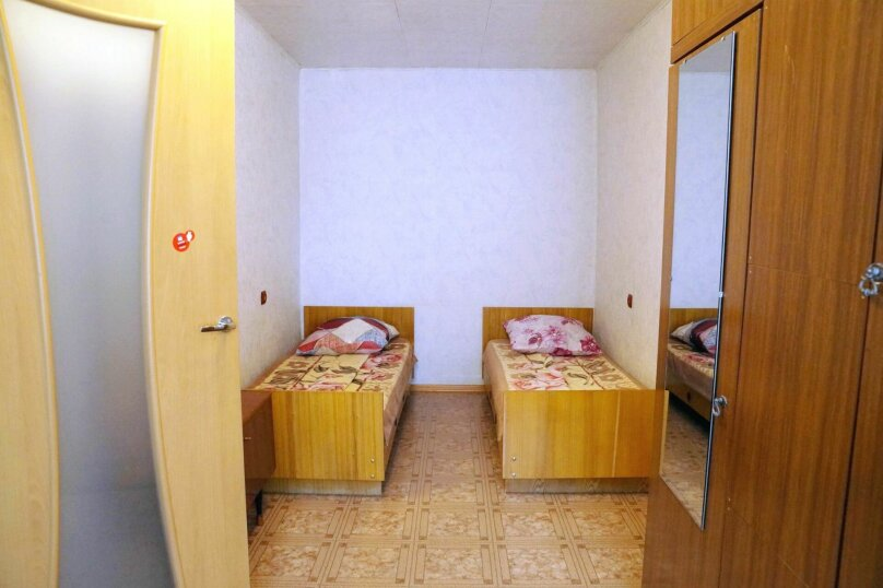 2-комн. квартира, 43 кв.м. на 4 человека, Деповская улица, 34, Барнаул - Фотография 15