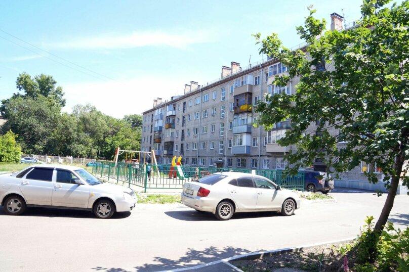 2-комн. квартира, 43 кв.м. на 4 человека, Деповская улица, 34, Барнаул - Фотография 20