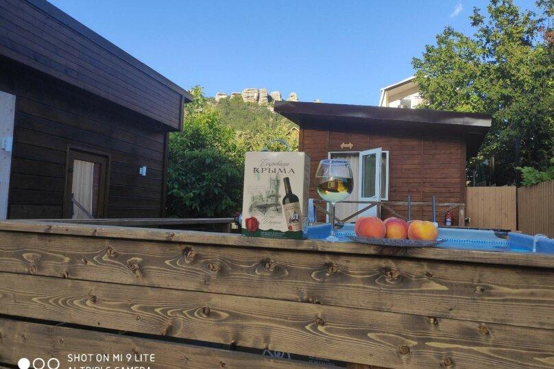 Дом, 35 кв.м. на 2 человека, 1 спальня, с. Залесное, ул. Советская , 11, Бахчисарай - Фотография 20