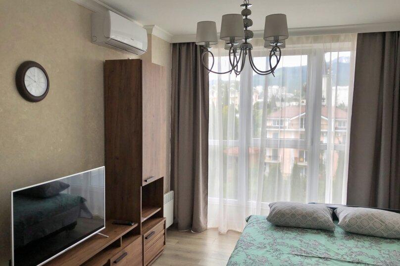 1-комн. квартира, 44 кв.м. на 4 человека, улица Ленина, 21, Алушта - Фотография 1