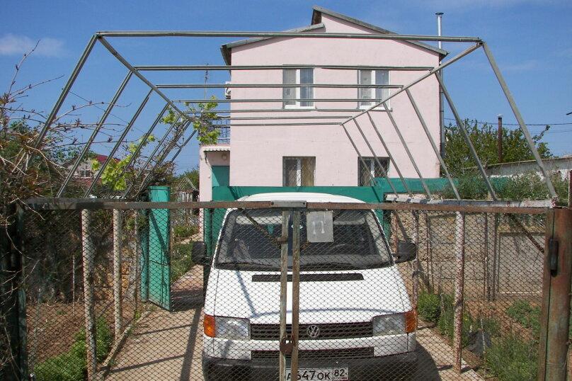Дом, 70 кв.м. на 6 человек, 2 спальни, СПК Орбита, Виноградная улица, 11, Заозерное - Фотография 1