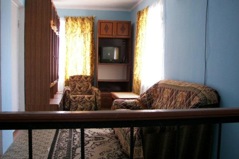 Дом, 70 кв.м. на 6 человек, 2 спальни, СПК Орбита, Виноградная улица, 11, Заозерное - Фотография 11