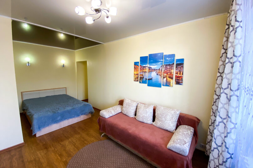 1-комн. квартира, 33 кв.м. на 4 человека, проспект Карла Маркса, 26, Омск - Фотография 7