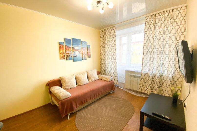 1-комн. квартира, 33 кв.м. на 4 человека, проспект Карла Маркса, 26, Омск - Фотография 9