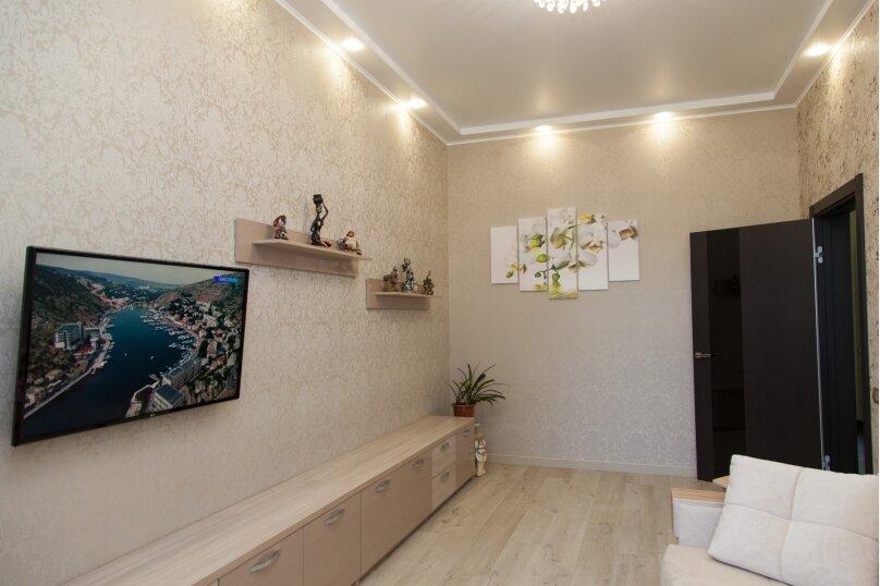 5-комн. квартира, 130 кв.м. на 6 человек, проспект Нахимова, 10, Севастополь - Фотография 5