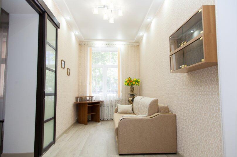 5-комн. квартира, 130 кв.м. на 6 человек, проспект Нахимова, 10, Севастополь - Фотография 29