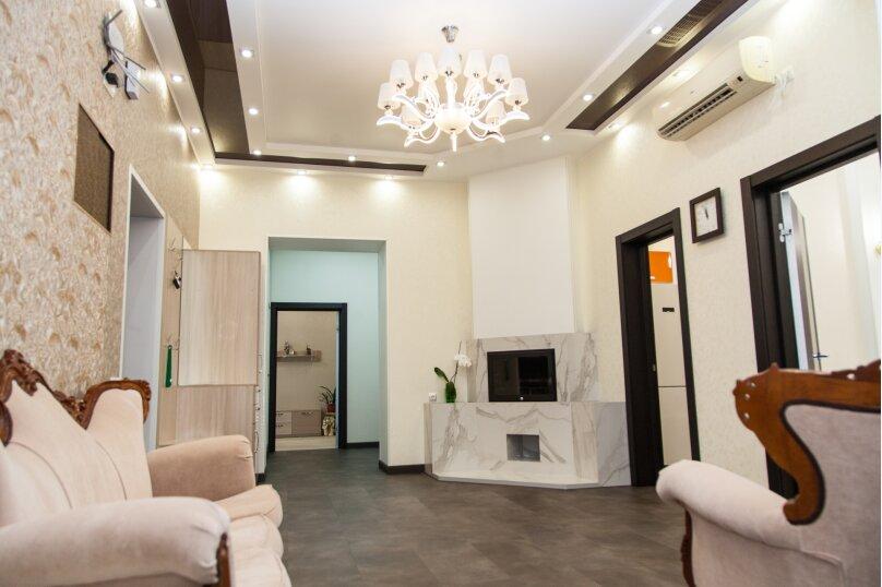 5-комн. квартира, 130 кв.м. на 6 человек, проспект Нахимова, 10, Севастополь - Фотография 31