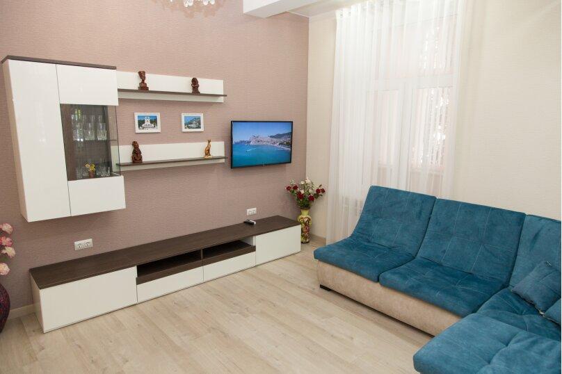 5-комн. квартира, 130 кв.м. на 6 человек, проспект Нахимова, 10, Севастополь - Фотография 35