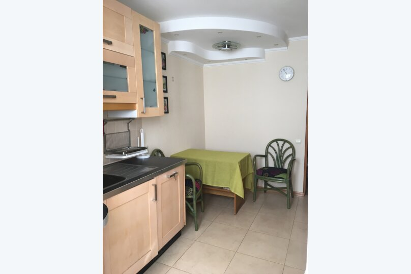 2-комн. квартира, 56 кв.м. на 4 человека, Центральная улица, 5А, Небуг - Фотография 15