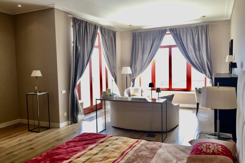 Вилла, 250 кв.м. на 8 человек, 4 спальни, Солнечный переулок, 3, Гурзуф - Фотография 4