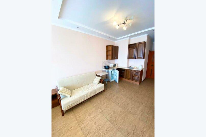 1-комн. квартира, 42 кв.м. на 4 человека, улица Авиаторов, 1Г, Кача - Фотография 7