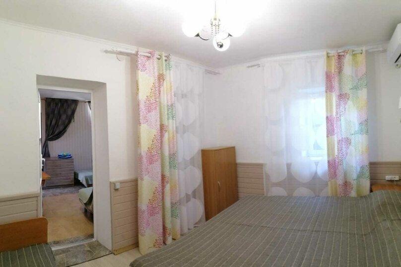 Домик-апартаменты с отдельным входом на 6-7 гостей, 75 кв.м. на 6 человек, 2 спальни, улица Ленина, 49Г, Морское - Фотография 16