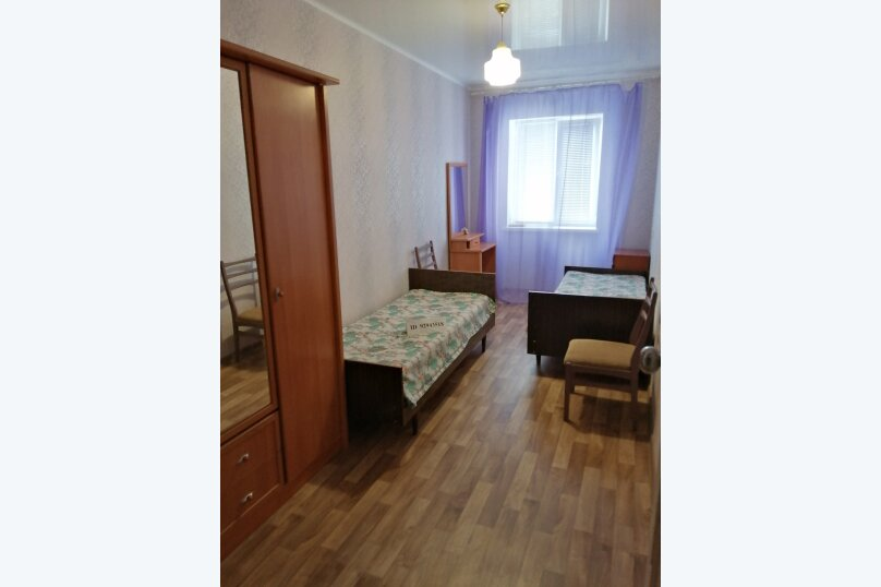 2-комн. квартира на 5 человек, улица Нахимова, 5, поселок Орджоникидзе, Феодосия - Фотография 4