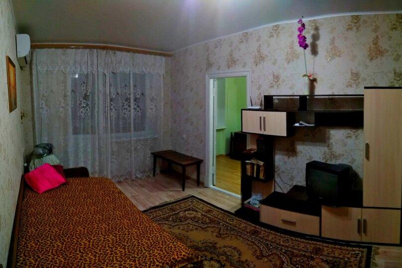 2-комн. квартира на 5 человек, улица Нахимова, 5, поселок Орджоникидзе, Феодосия - Фотография 5