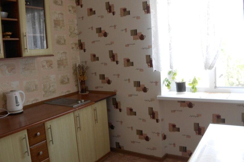 2-комн. квартира на 5 человек, улица Нахимова, 5, поселок Орджоникидзе, Феодосия - Фотография 6