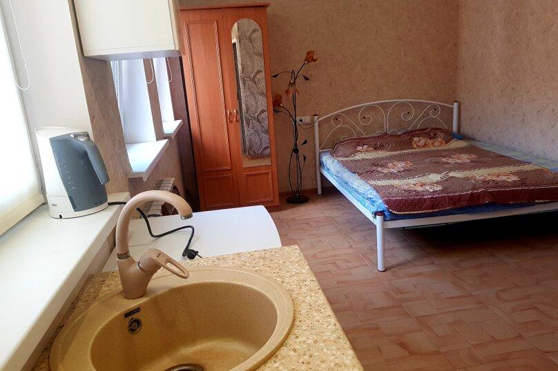 1-комн. квартира, 22 кв.м. на 3 человека, Русская улица, 11, Феодосия - Фотография 5