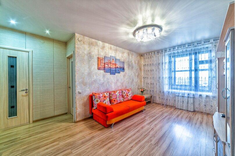 1-комн. квартира, 42 кв.м. на 4 человека, улица Муштари, 15А, Казань - Фотография 12