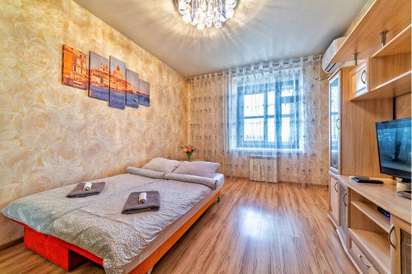 1-комн. квартира, 42 кв.м. на 4 человека, улица Муштари, 15А, Казань - Фотография 13