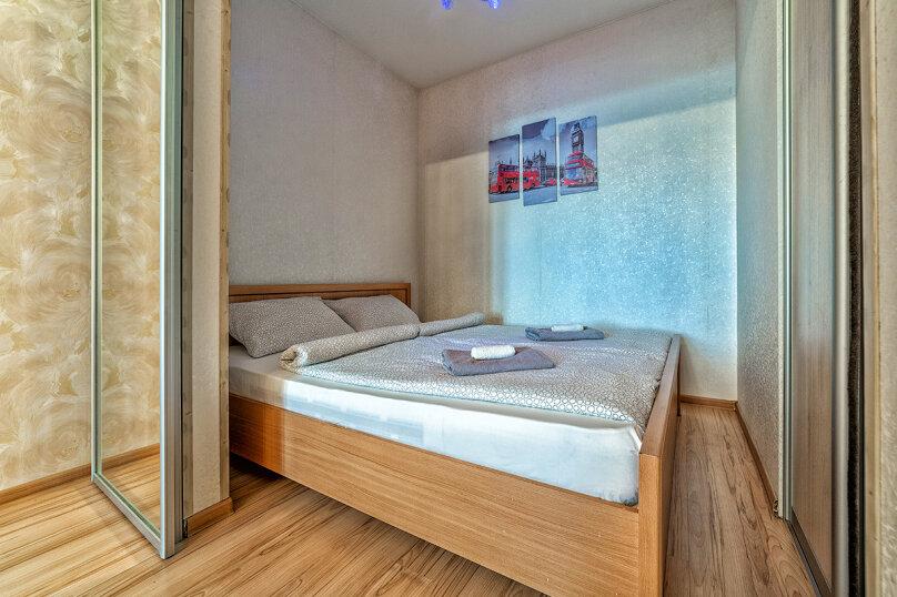 1-комн. квартира, 42 кв.м. на 4 человека, улица Муштари, 15А, Казань - Фотография 14